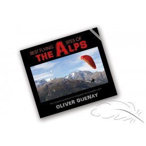 Best flying sites of the Alps (O. Guenay)