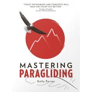 Kniha Mastering Paragliding, Kelly Farina