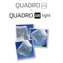 WoodyValley Záložák Quadro Light