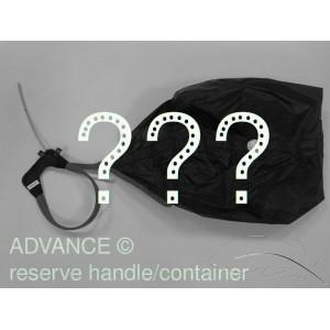 ADVANCE klika a kontejner záložáku - náhradní díl sedačky