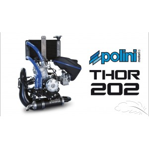 Motor POLINI THOR 202 novinka 2020