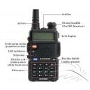 Vysílačka Baofeng UV-5 duální (PMR + dvoumetr)