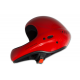 Integrální přilba INSIDER unicolor red