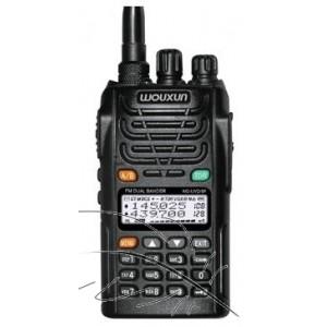 Vysílačka WOUXUN KG-UVD1P dualband VHF/UHF (PMR + dvoumetr)